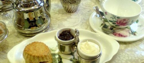 Servicio de té en Living in London Tea Room - Comida en Living in ... - minube.com