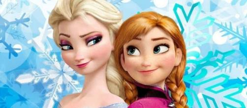 The truth behind Elsa's powers will be revealed in the sequel. [Image via YouTube Movies/Youtube Screenshot]