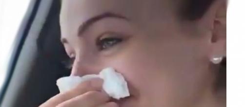 Uomini e Donne news: Alessia Cammarota in lacrime, ecco il video postato da Aldo
