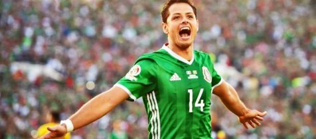 Chicharito, una nueva aventura en la Premier League.