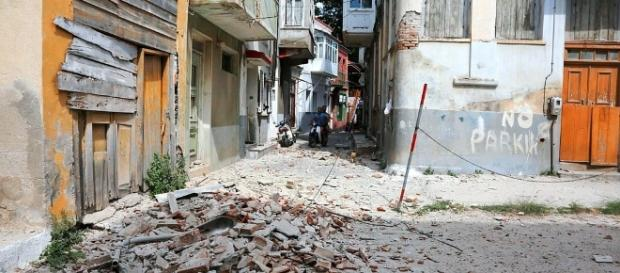 Earthquake in Greece: Woman killed on island of Lesbos | syracuse.com - syracuse.com