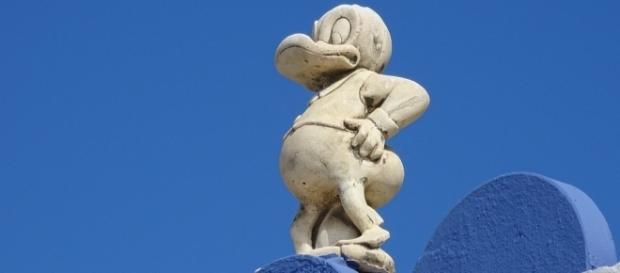 Donald Duck - Image via- pixabay.com