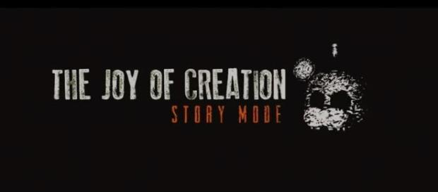 The joy of creation story mode trailer