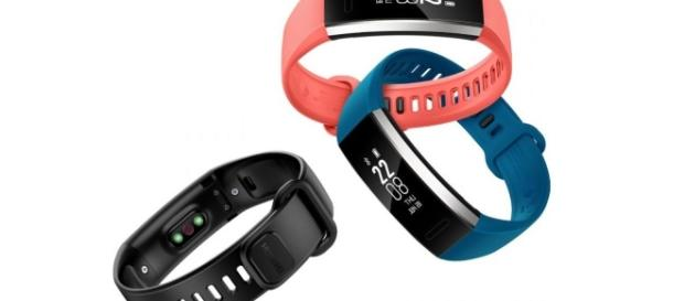 Huawei introduces the Band 2 and Band 2 Pro with all-day heart ... - 91mobiles.com
