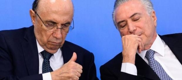Meirelles dorme no encontro do Mercosul