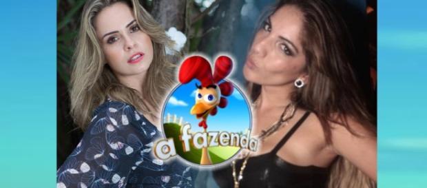 Record quer Anamara no lugar de Ana Paula em 'A Fazenda 9'. ( Foto: Reprodução)