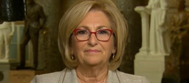 Rep. Diane Black (R-TN.) speaking about spending cuts. / [screenshot from Fox Business via YouTube:https://youtu.be/AatY240A2So]