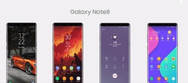 Samsung Galaxy Note 8 - YouTube/XEETECHCARE Channel