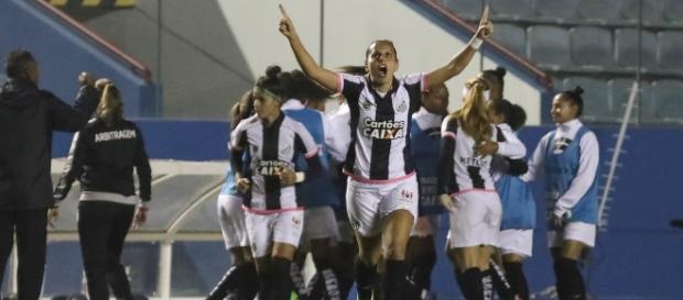 Santos voltou a bater o time do Corinthians