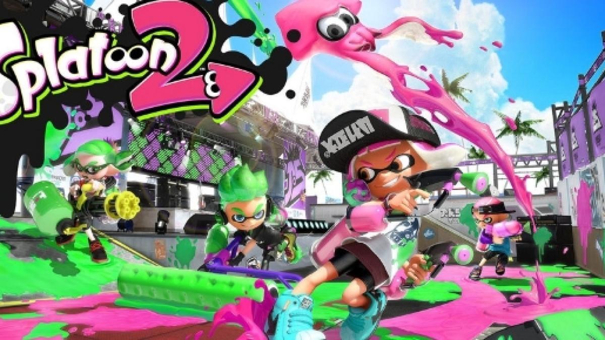 Splatoon 2 News Update Play The Fun Wii U Game On Selected Gamestop Stores