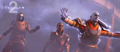 'Destiny 2' will have more than 50 cutscenes, says Bungie(destiny game/YouTube Screenshot)