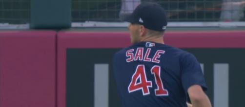 7/21/17: Sale's magnificent night downs Angels from YouTube/MLB