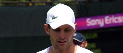 Andy Roddick of the United States (Wikimedia Commons - wikimedia.org)