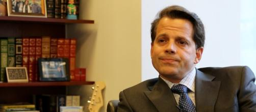 Anthony Scaramucci just deleted his old tweets that were anti-Trump. Image credit - OneWire/YouTube.