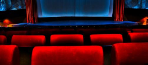 At the movies (courtesy of Flickr).
