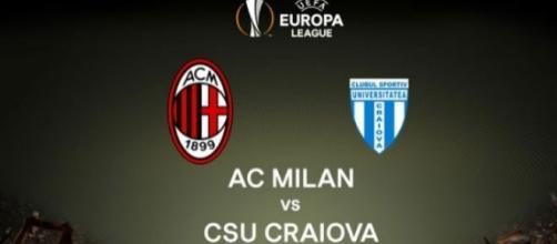 Biglietti Milan-Craiova ritorno preliminare Europa League 3 agosto 2017