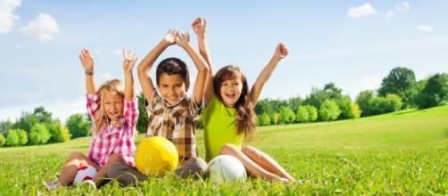 Brincadeiras de crianças para animar a criançada nas férias