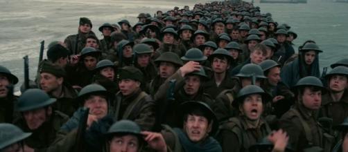 Christopher Nolan's 'Dunkirk' teaser - [Image source: Youtube Screen grab]
