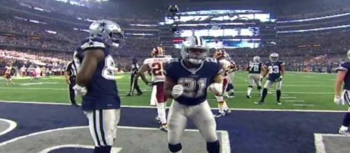 Dallas Cowboys news: Dez Bryant says not to worry about Ezekiel Elliott - Photo: YouTube (NFL)