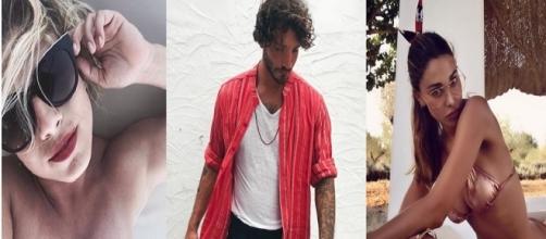 Emma Marrone, Stefano De Martino e Belen Rodriguez: vacanze a Ibiza.