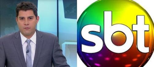 Evaristo Costa vai sair da Globo e pode ir para o SBT