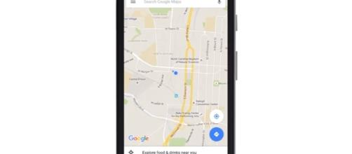 Getting Directions with Google Maps Android - Image - AARP Academy   YouTube