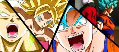 Grandes batalhas do último episódio de ''DBS''