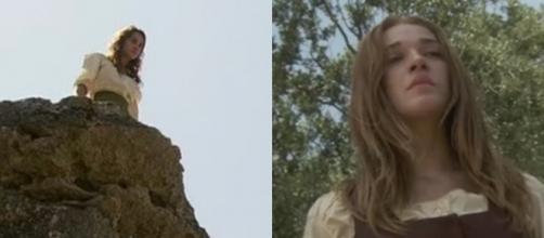 Il Segreto, anticipazioni: Julieta salta nel vuoto?