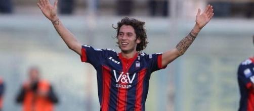 Jacopo Dezi, centrocampista del Napoli.