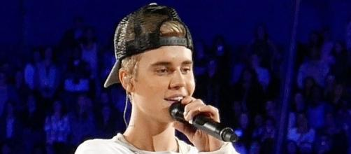 Justin Bieber is reportedly banned from entering China. (Wikimedia/Lou Stejskal)