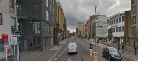 Kingsland Road, Hackney Google