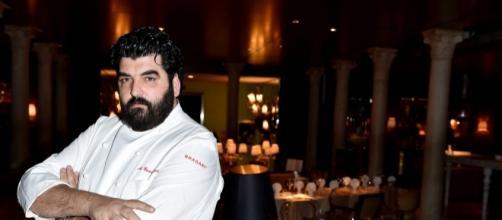 Lo Chef napoletano Antonio Canavacciuolo