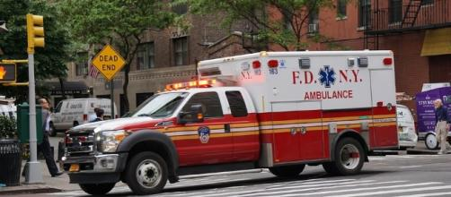 Photo FDNY ambulance via Pixabay by xtberlin/CC0