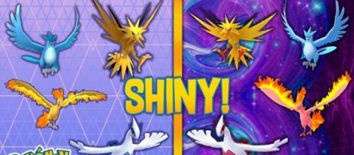'Pokemon Go': Shiny Legendaries discovered in game code(JTGily/YouTube Screenshot)