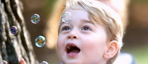 Prince George celebrates his fourth birthday. Photo via USA Today/YouTube