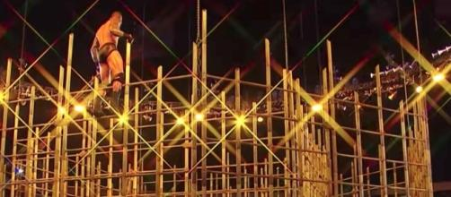 Randy Orton will get inside the Punjabi Prison to take on Jinder Mahal at Sunday's WWE 'Battleground' PPV. [Image via WWE/YouTube]