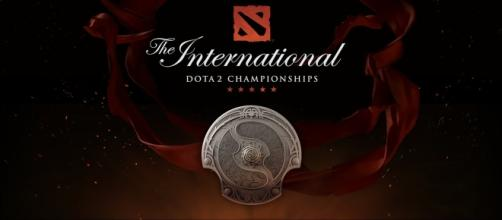 "The ""DOTA 2"" International (Image Source: YouTube/dota2)"