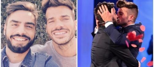 Trono gay, Claudio sceglie Mario. Ma su Instagram spunta Stefano ... - ilmessaggero.it