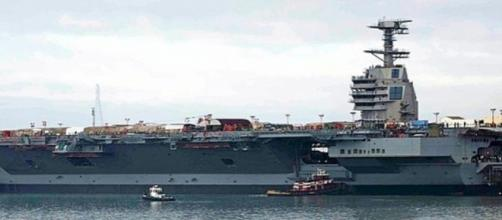 USS Gerald R. Ford (United States Navy Wikimedia)