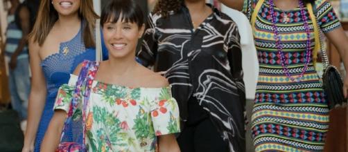 Yes, 'Girls Trip' Is for Men Too: Stars Tiffany Haddish and Regina ... - toofab.com