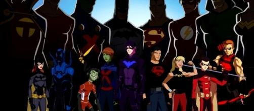 'Young Justice' Season 3 FIRST LOOK (via YouTube - ComicBookCast2)