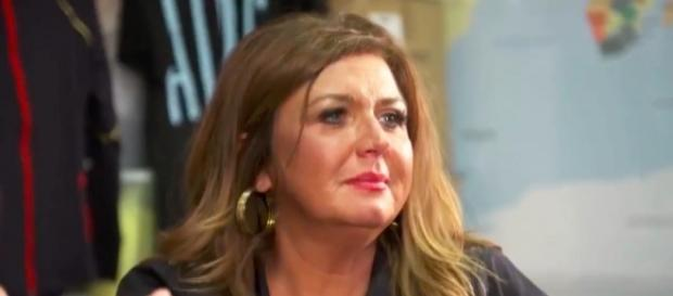 Abby Lee Miller is showing her weak side after surrendering to prison for her fraud charges. (via YouTube - KidsUniverseHD)