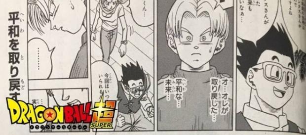 Dragon Ball Super: !Manga Spin-Off especial de Trunks del Futuro!