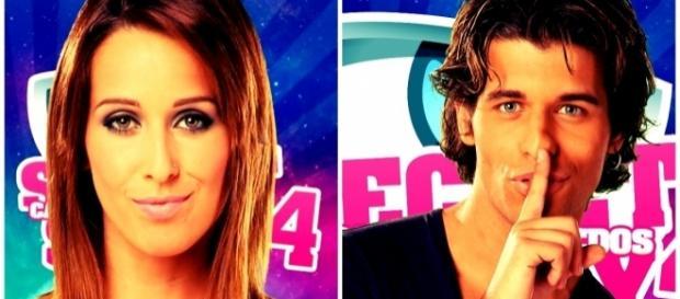 Érica e Tiago são os dois novos concorrentes de Love on Top