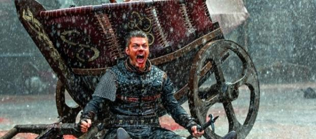 ivar the boneless faces lagertha in major civil war in vikings