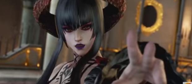 "Katsuhiro Harada announced at San Diego Comic-Con that Eliza will be unlocked for all in ""Tekken 7"" on July 28. Bandai Namco America/YouTube"