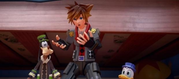 (Kingdom Hearts/YouTube ScreenShot) https://www.youtube.com/watch?v=E4y7UK4nqnQ