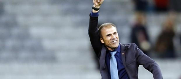 Milton Mendes, treinador vascaíno
