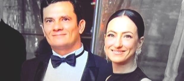 Mulher de Sérgio Moro diz quem é marido - Google