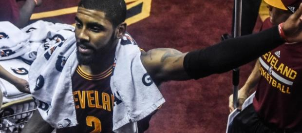 If Kyrie Irving was traded to the Knicks, it would be what he truly wants. [Image via Flickr/Erik Drost]